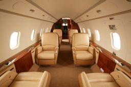 Challenger 300 - Comfortably seats 8 passengers