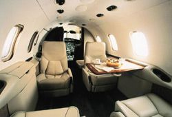 Lear 31 - Comfortably seats 6 passengers
