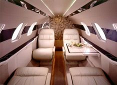 Citation CJ1 - Comfortably seats 7 passengers