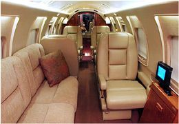 Westwind II - Comfortably seats 7 passengers