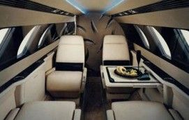 Citation II - Comfortably seats 7 passengers