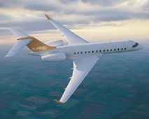 Fly Private in a Global Express