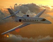 Fly Private in a Citation Sovereign