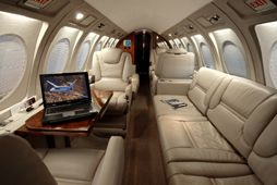 Charter A Private Falcon 50