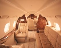 Legacy 600 Executive - Comfortably seats 14 passengers