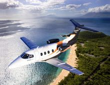 Fly Private in a Phenom 100