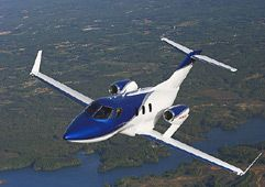 Fly Private in a Honda Jet
