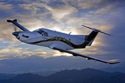 Fly Private in a Pilatus PC-12